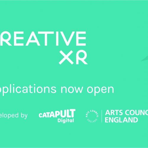 StoryFutures Academy supporting CreativeXR as Storytelling Partner